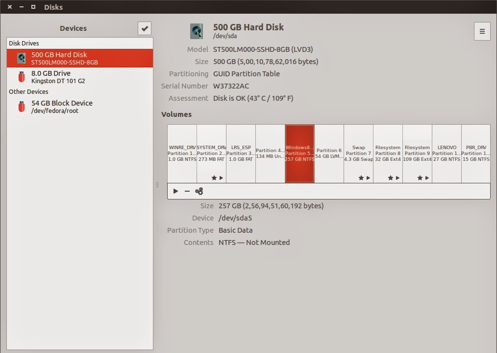 [How To] Create bootable usb for Linux distros using Gnome Disks